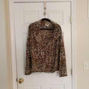 Coldwater Creek Sweater - Size Large - Green